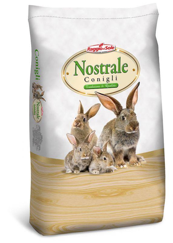 Nostrale Cunistore Mangime Completo Per Conigli Riproduttori E All Ingrasso 22kg Al Miglior Prezzo Su Farmacia Agricola
